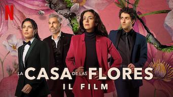 La casa de las flores - Il film