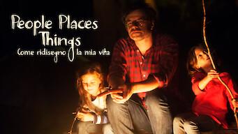 People Places Things - Come ridisegno la mia vita