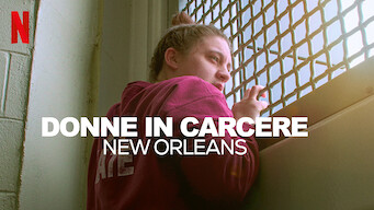Donne in carcere: New Orleans