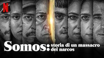 Somos: storia di un massacro dei narcos